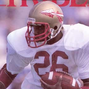 Roosevelt Snipes is listed (or ranked) 25 on the list The Best Florida State Seminoles Running Backs of All Time