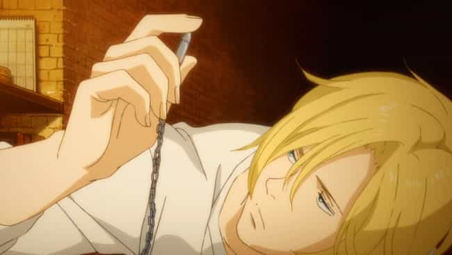 Banana Fish is listed (or ranked) 2 on the list 13 Fantastic Anime That Tackle Mental Health Issues