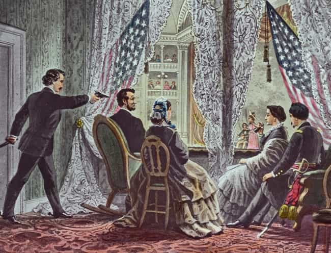 Lincoln's Assassination Thrill... is listed (or ranked) 1 on the list How Did Confederates Feel About Abraham Lincoln's Assassination?