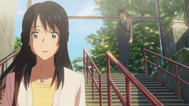 'Your Name' Features A Six Yea... is listed (or ranked) 4 on the list 14 Awesome Anime That Feature Important Time Skips
