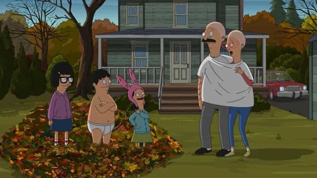 Hauntening is listed (or ranked) 1 on the list The Best Halloween Episodes On 'Bob's Burgers'