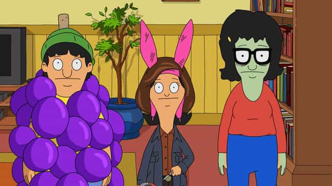 The Wolf of Wharf Street... is listed (or ranked) 4 on the list The Best Halloween Episodes On 'Bob's Burgers'