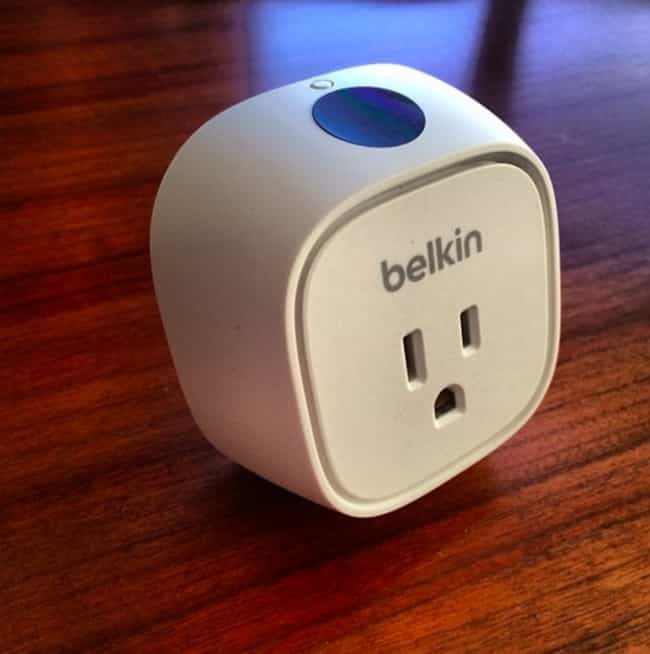 Belkin Wemo Insight is listed (or ranked) 4 on the list The Best New Smart Home Products You Can Buy Right Now