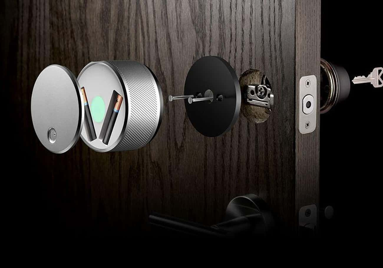 August Smart Lock Pro is listed (or ranked) 2 on the list The Best New Smart Home Products You Can Buy Right Now