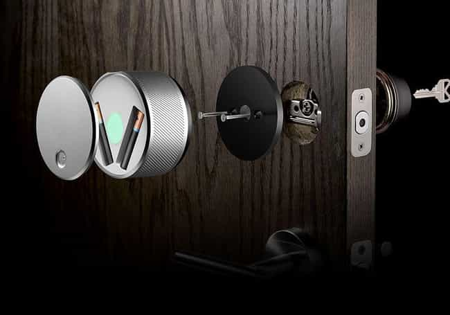 August Smart Lock Pro is listed (or ranked) 1 on the list The Best New Smart Home Products You Can Buy Right Now