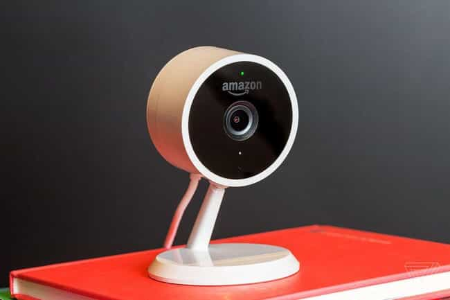 Amazon Cloud Cam is listed (or ranked) 4 on the list The Best New Smart Home Products You Can Buy Right Now