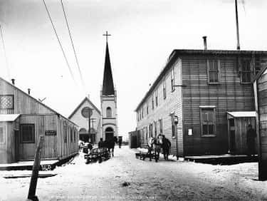 A Diptheria Outbreak in 1925 Threatened Balto's Home Town Of Nome, AK