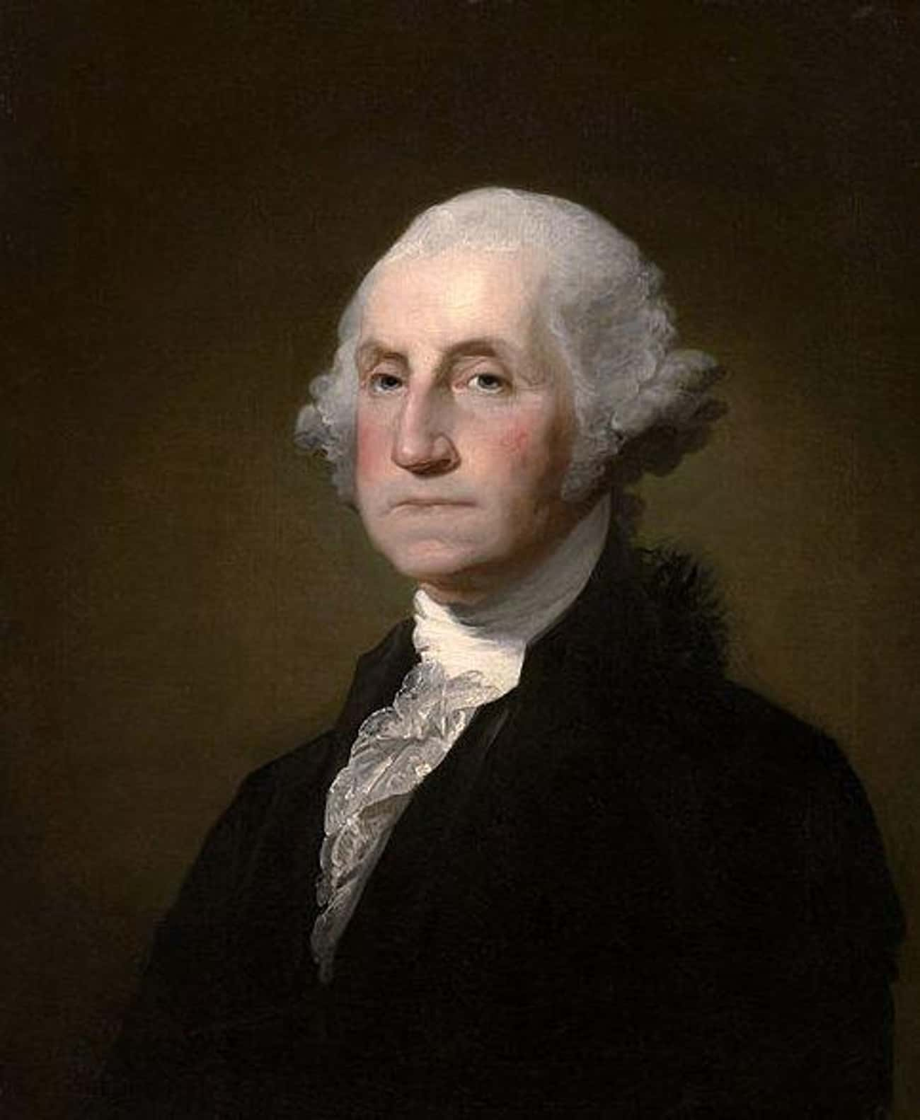 British Officials Claimed He W is listed (or ranked) 3 on the list What Was George Washington's Private Life Like?