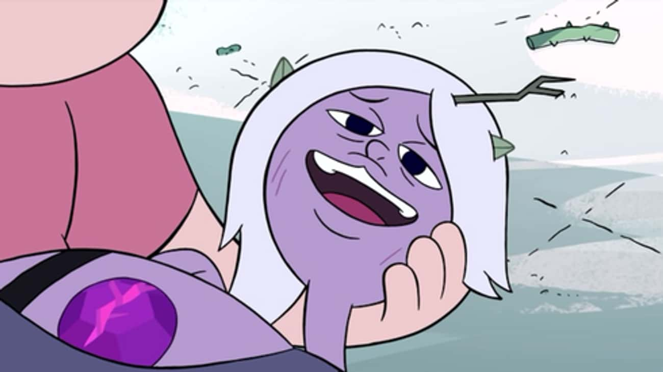 When A Gem Is Shattered, It Cr is listed (or ranked) 4 on the list Totally Possible Steven Universe Fan Theories