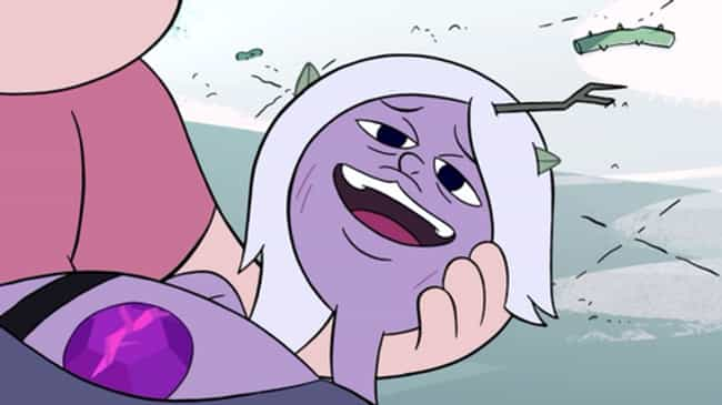 When A Gem Is Shattered, It Cr... is listed (or ranked) 4 on the list Totally Possible Steven Universe Fan Theories