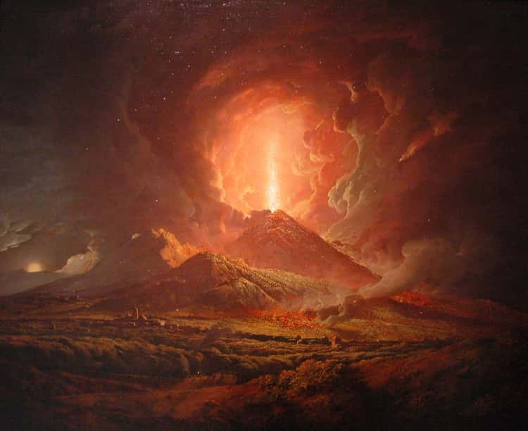 Mount Vesuvius May Have Erupted Later Than Archaeologists Thought