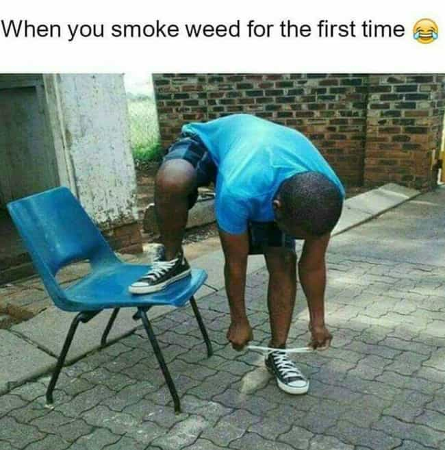 Laced With Something is listed (or ranked) 1 on the list 20 Memes About Getting High That Are Funny Even When You Aren't Stoned