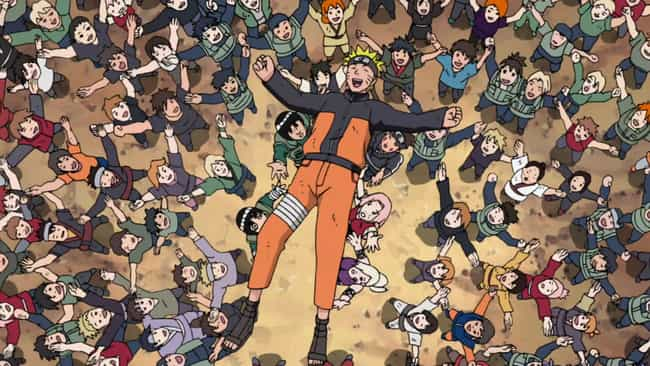 Naruto Gets A Hero's Welcome is listed (or ranked) 4 on the list The 15 Most Epic Moments From 'Naruto Shippuden'