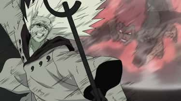 Madara Fights Gai is listed (or ranked) 1 on the list The 15 Most Epic Moments From 'Naruto Shippuden'