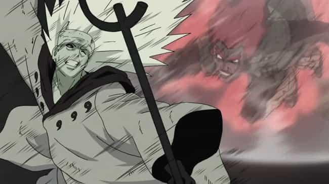 Madara Fights Gai is listed (or ranked) 2 on the list The 15 Most Epic Moments From 'Naruto Shippuden'