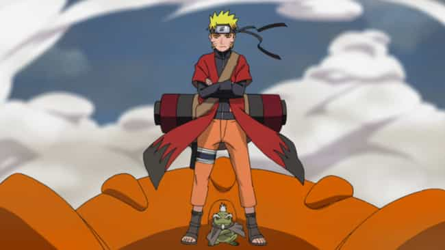 Naruto Returns To Konoha... is listed (or ranked) 1 on the list The 15 Most Epic Moments From 'Naruto Shippuden'