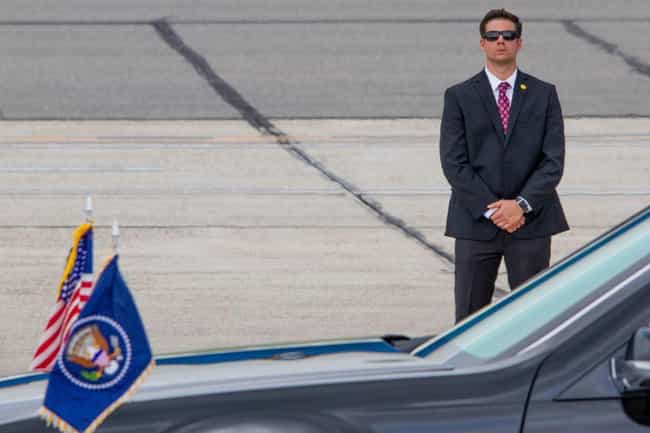 They Maintain Their Health And... is listed (or ranked) 4 on the list A Day In The Life Of A Secret Service Agent