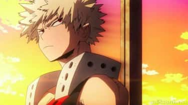 Katsuki Bakugo - My Hero Acade is listed (or ranked) 2 on the list The 20 Best 'Chaotic Good' Anime Characters of All Time