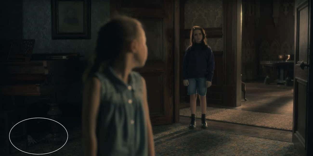 Hidden Ghosts In The Haunting Of Hill House