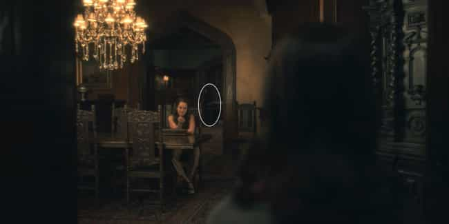 The Woman Watching Theo ... is listed (or ranked) 4 on the list The Most Obscure Ghosts Hidden In The Background Of 'The Haunting Of Hill House'
