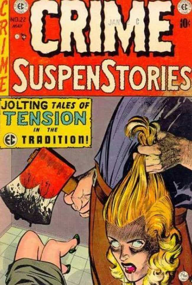 Wertham's Appeals To The Publi... is listed (or ranked) 3 on the list The Rise And Fall Of The Comics Code Authority