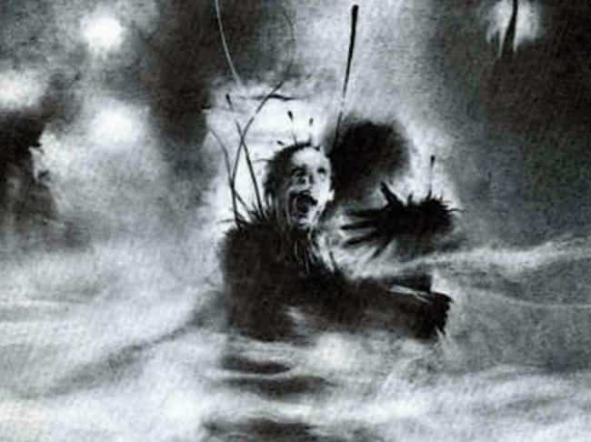 The Scariest Illustrations From 'Scary Stories to Tell in the Dark'