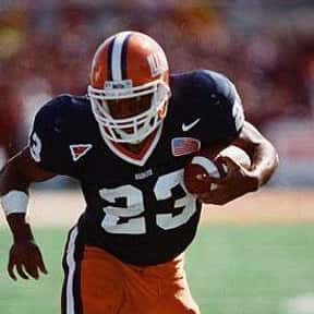 Rocky Harvey is listed (or ranked) 9 on the list The Best Illinois Fighting Illini Running Backs of All Time