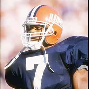 Ty Douthard is listed (or ranked) 8 on the list The Best Illinois Fighting Illini Running Backs of All Time