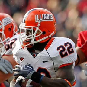 Daniel Dufrene is listed (or ranked) 17 on the list The Best Illinois Fighting Illini Running Backs of All Time