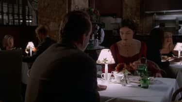 Dr. Malcolm's Wife Doesn't Say A Word During Their Dinner In 'The Sixth Sense'