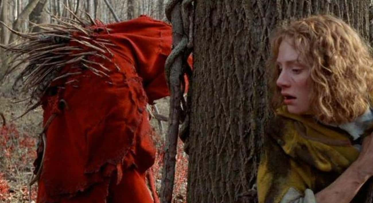 Ivy Wasn't Able To See Noah's  is listed (or ranked) 4 on the list Little Details In M. Night Shyamalan Movies That Should Have Made Their Endings Obvious