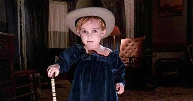 Louis Thinks Gage's Head Is Mi... is listed (or ranked) 1 on the list 15 Horrifyingly Gruesome Things In Stephen King's Book 'Pet Sematary'