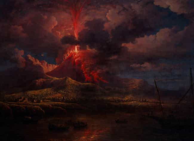 An Eerie Darkness Fell Across ... is listed (or ranked) 2 on the list There Was An Eyewitness To The Destruction Of Pompeii - Here's What He Saw