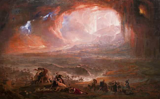 Everyone Thought The World Was... is listed (or ranked) 3 on the list There Was An Eyewitness To The Destruction Of Pompeii - Here's What He Saw