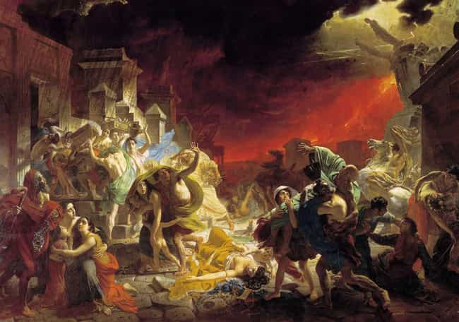 Pliny Heard Shrieks Of Terror ... is listed (or ranked) 4 on the list There Was An Eyewitness To The Destruction Of Pompeii - Here's What He Saw