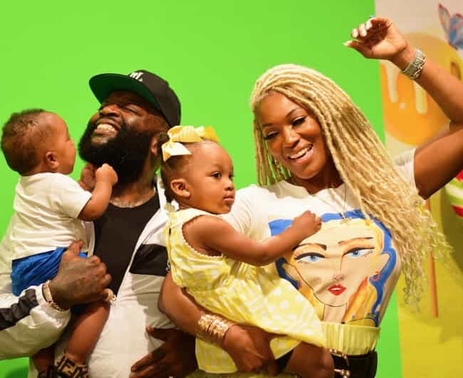 Briana Camille is listed (or ranked) 1 on the list Rick Ross Loves and Hookups