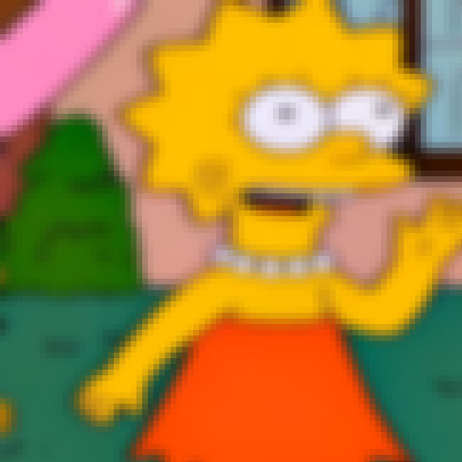 We Are Used To It is listed (or ranked) 1 on the list The Best Lisa Simpson Quotes of All Time