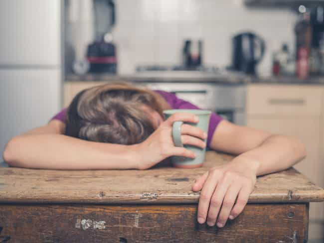 You'll Feel Tired For The Firs... is listed (or ranked) 3 on the list What Happens To Your Body When You Quit Caffeine?