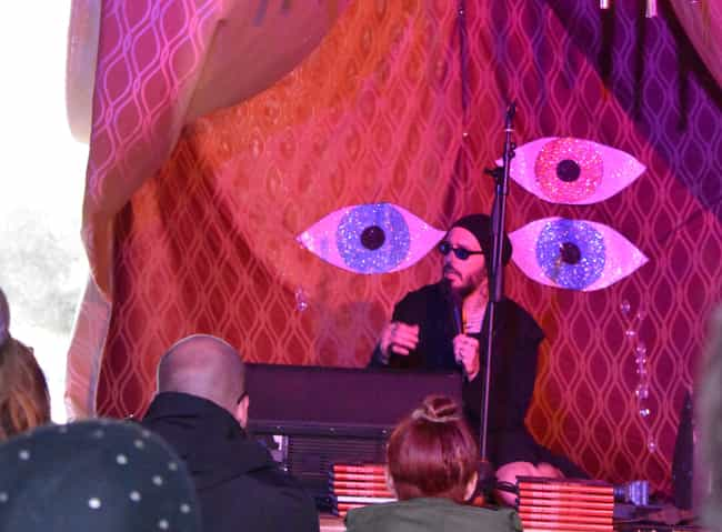 The Realization is listed (or ranked) 3 on the list We Went To Desert Daze 2018 And Learned Magick From Damien Echols Of The West Memphis Three