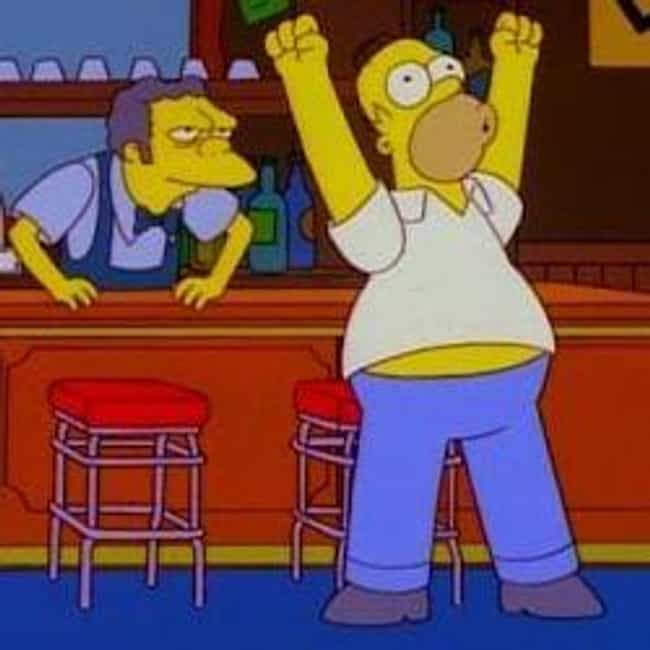 That's Perfect is listed (or ranked) 3 on the list The Best Moe Szyslak Quotes of All Time