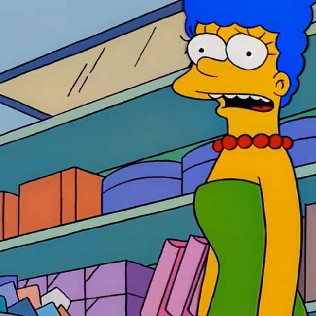 Show Police Chases is listed (or ranked) 1 on the list The Best Marge Simpson Quotes of All Time