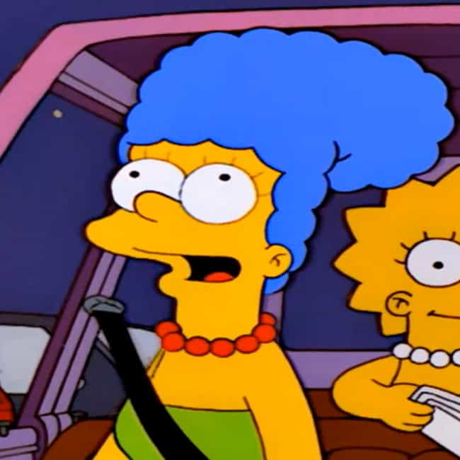 Being In A Box is listed (or ranked) 3 on the list The Best Marge Simpson Quotes of All Time
