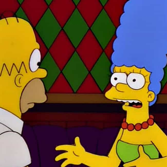 A Mean Drunk is listed (or ranked) 2 on the list The Best Marge Simpson Quotes of All Time