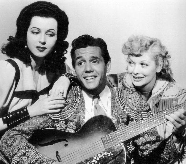 Random Complicated And Dark History Of Lucille Ball And Desi Arnaz's Marriage