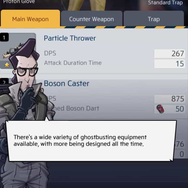 Upgrade Your Equipment ... is listed (or ranked) 3 on the list 10 Best Tips & Tricks For Mastering 'Ghostbusters World'