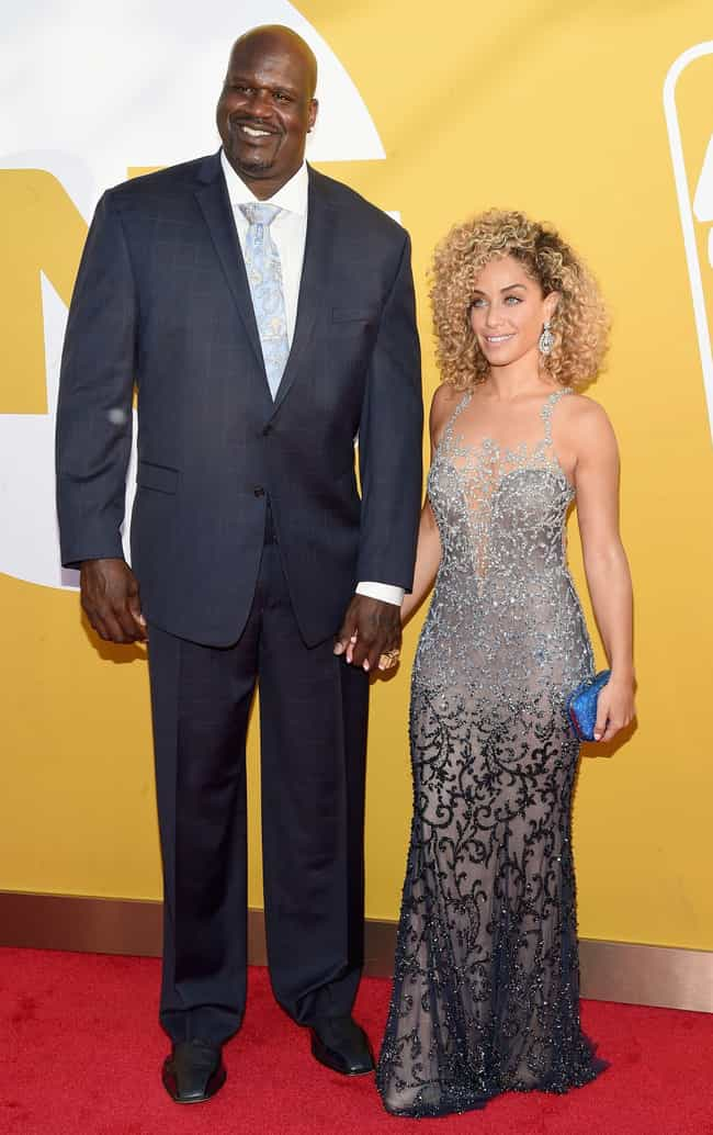 Laticia Rolle is listed (or ranked) 1 on the list Shaq Loves and Hookups