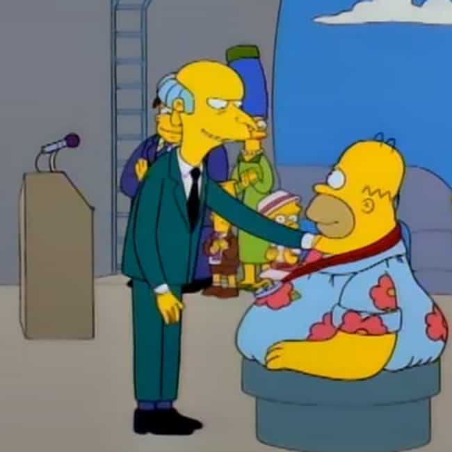 Three-Mile Island is listed (or ranked) 4 on the list The Best Mr. Burns Quotes of All Time