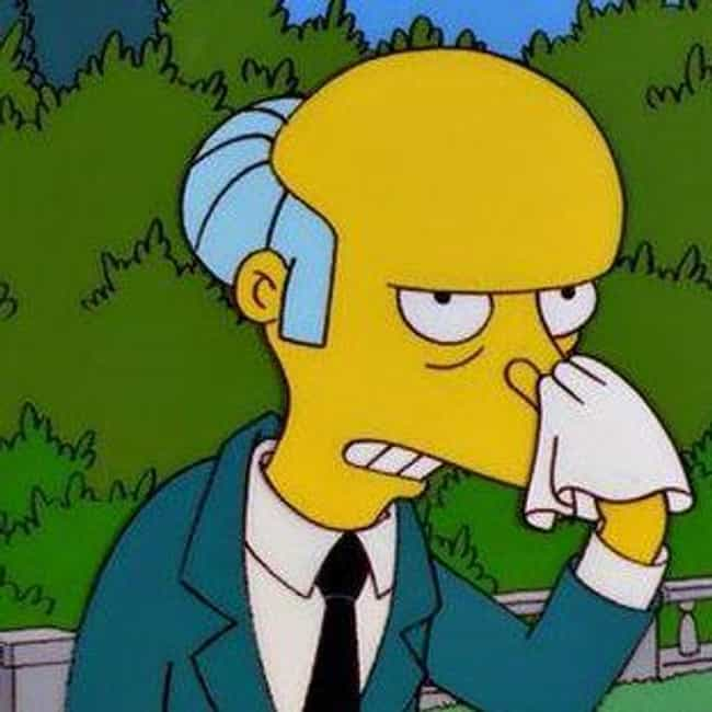 Foul Stench is listed (or ranked) 2 on the list The Best Mr. Burns Quotes of All Time