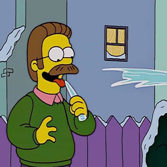 Pinkberry Place is listed (or ranked) 3 on the list The Best Ned Flanders Quotes of All Time