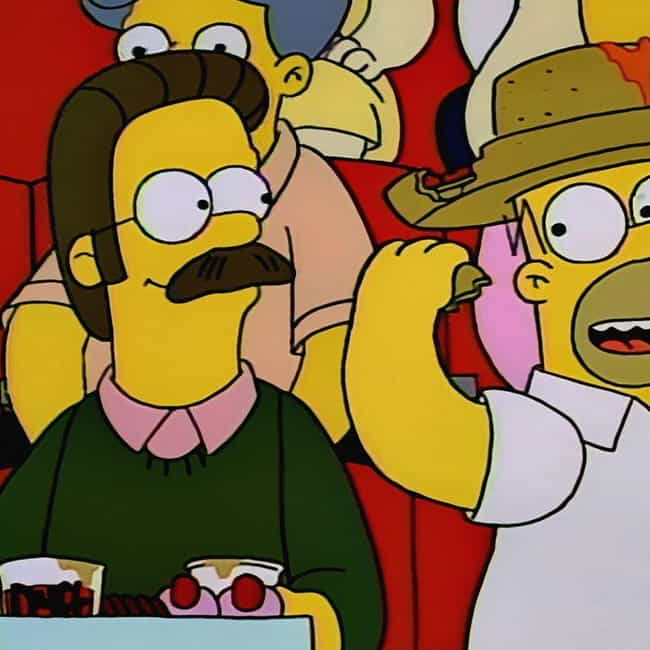 Hero Sandwich is listed (or ranked) 3 on the list The Best Ned Flanders Quotes of All Time